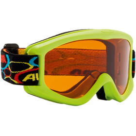 Alpina Carvy 2.0 goggles Kinderen groen